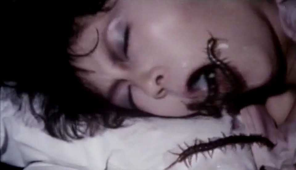 Octoblur 2017: #29 - Centipede Horror (1982)
