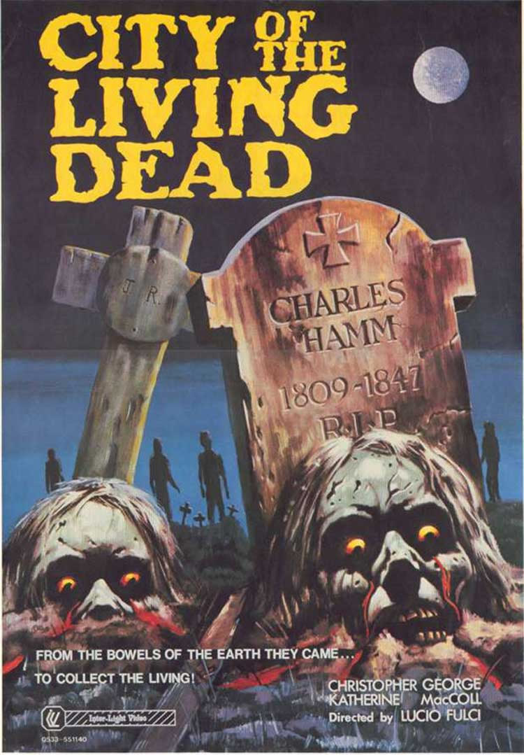 32 - City of the Living Dead (1980)
