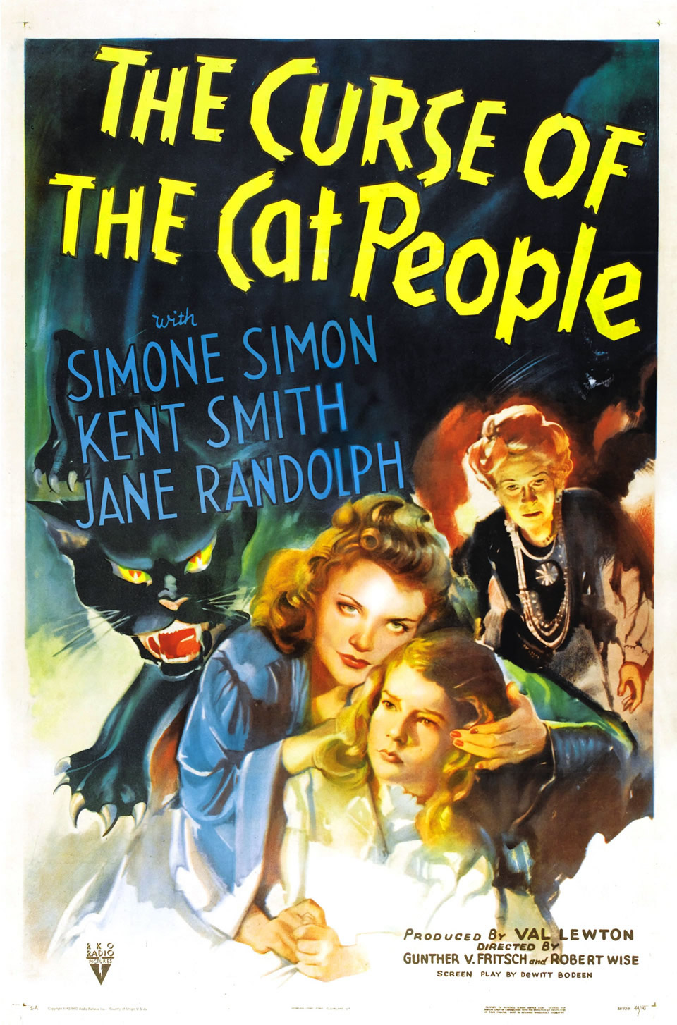 16 - The Curse of the Cat People (1944)