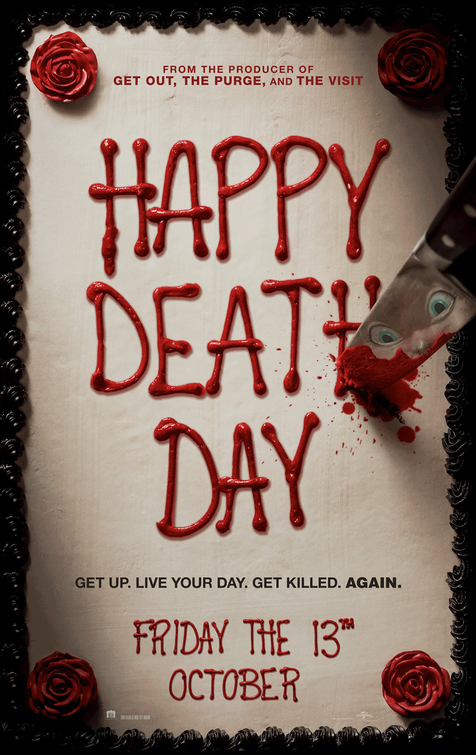 20 - Happy Death Day (2017)