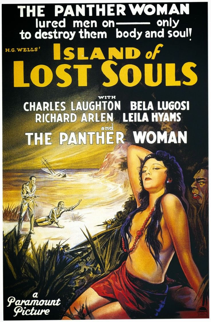 18 - Island of Lost Souls (1933)