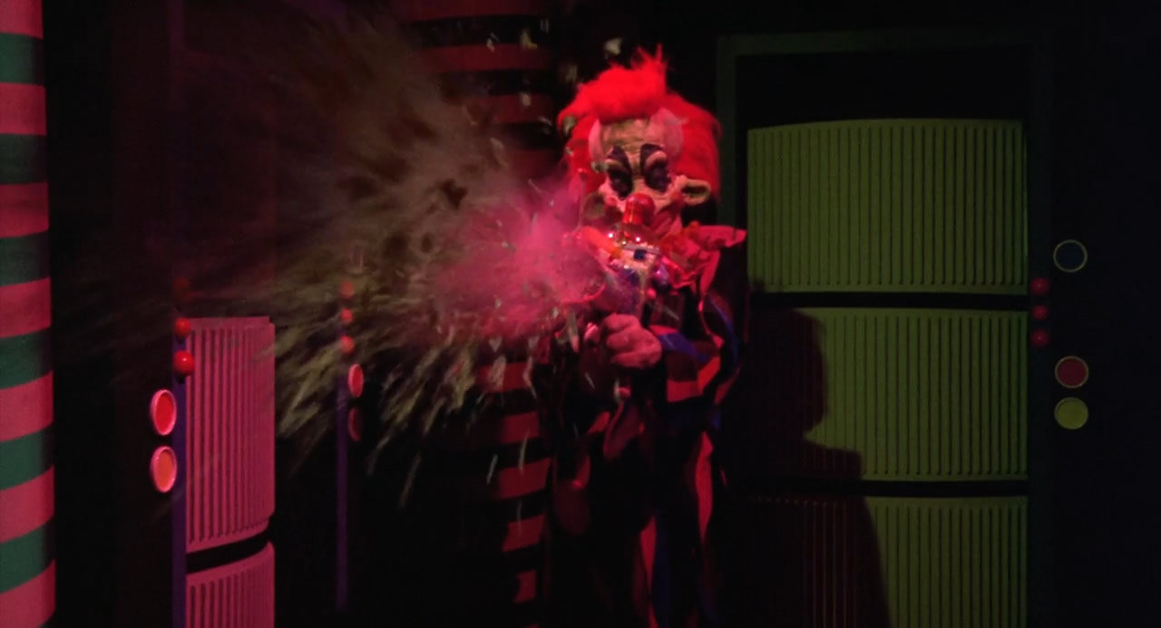 Octoblur 2017 35 killer klowns from outer space 1988 for Killer klowns from outer space
