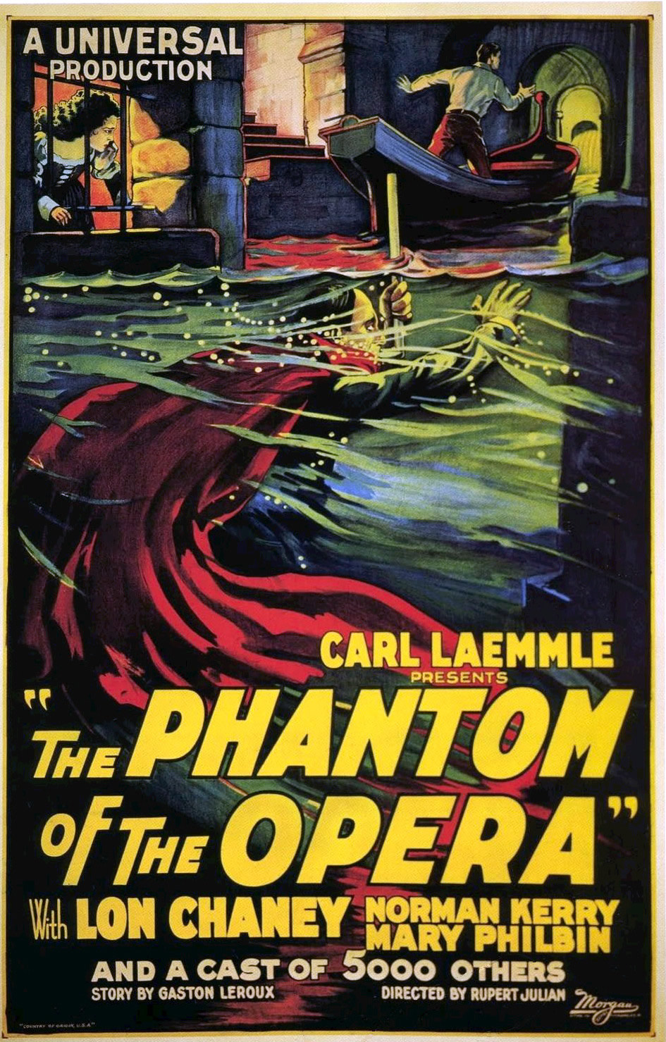 38 - The Phantom of the Opera (1925)