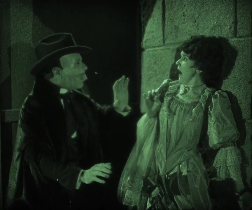 Octoblur 2017: #38 - The Phantom of the Opera (1925)