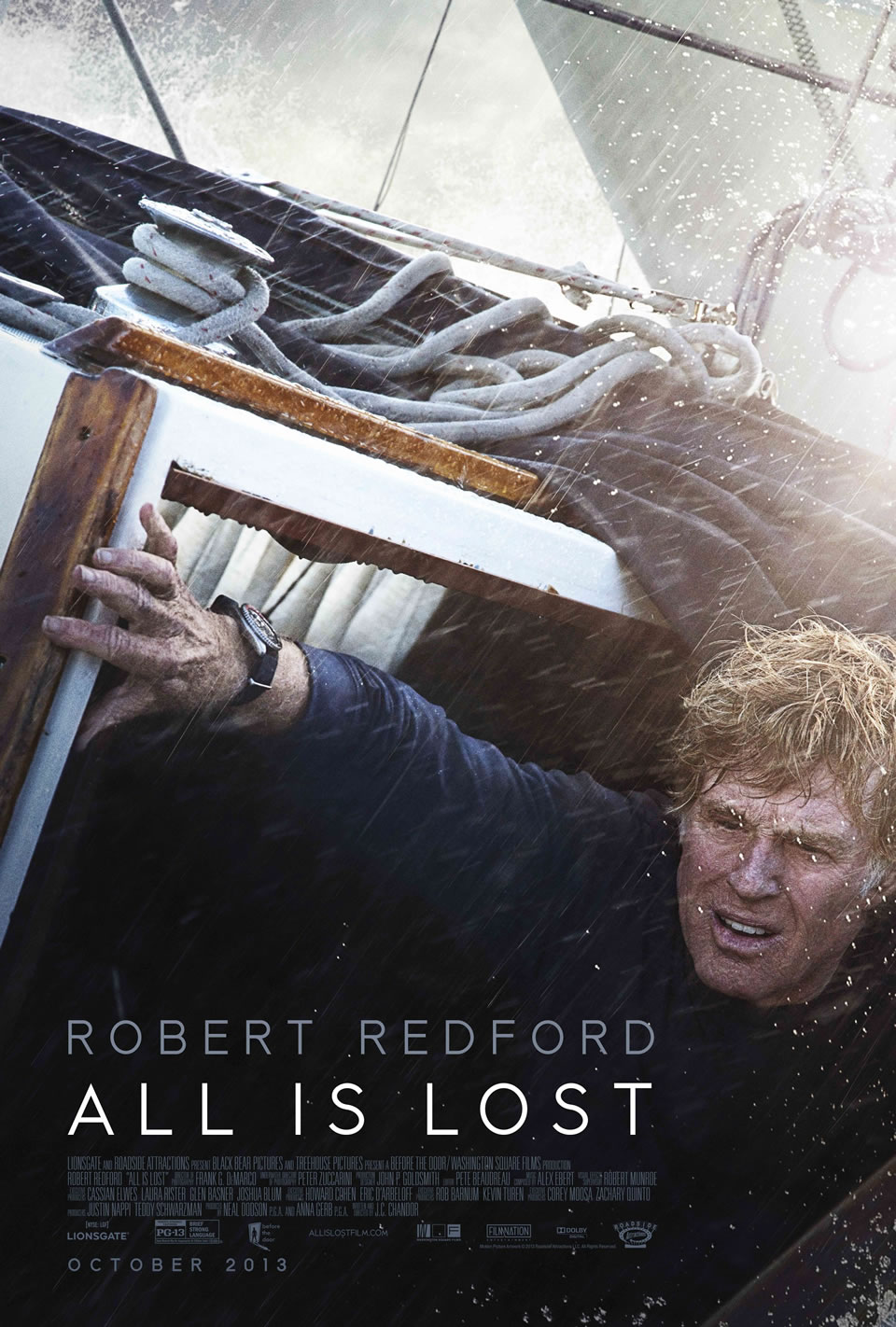 All is Lost (2013)