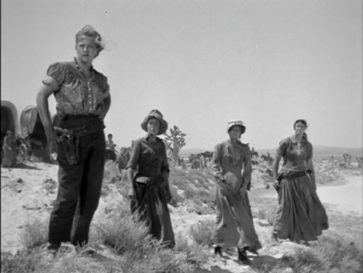 PopGap #34: Westward the Women (1951)