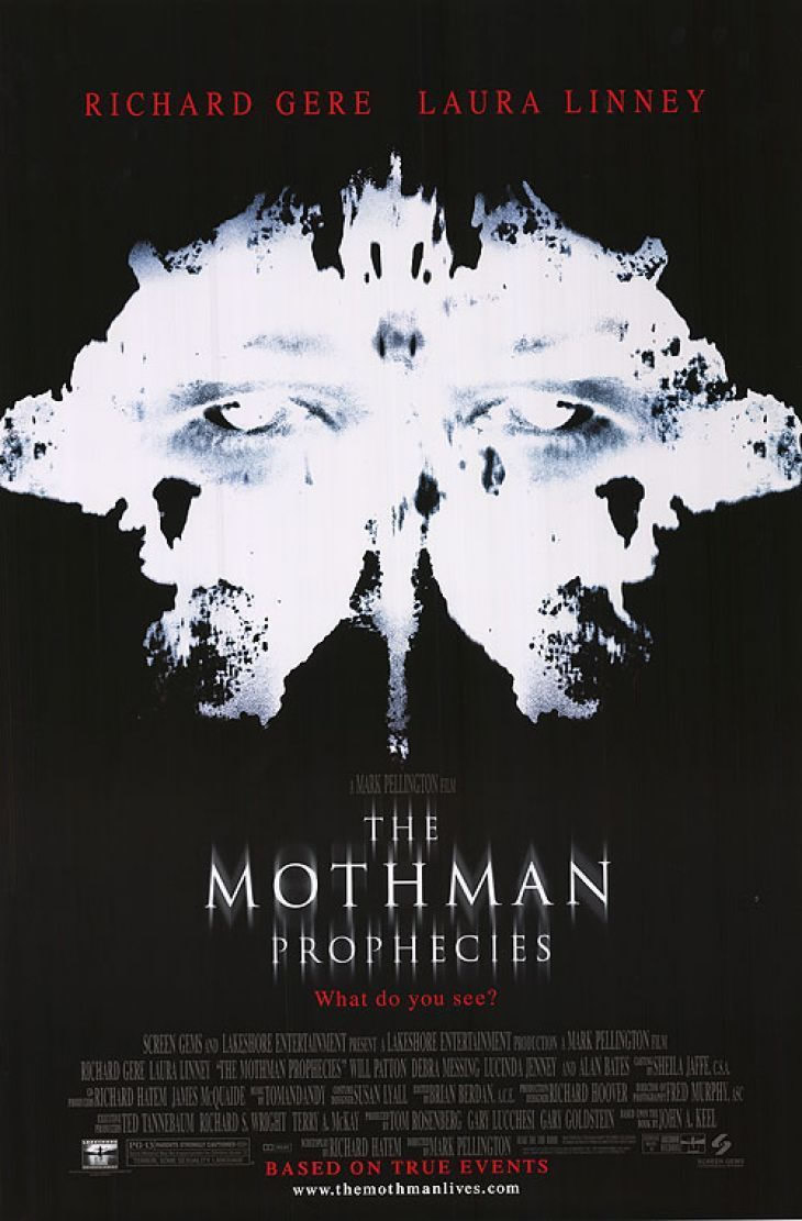 The Mothman Prophecies (2002)