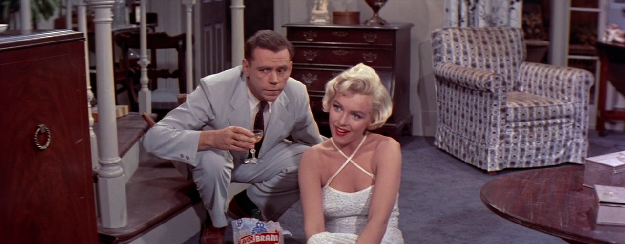 PopGap #35: The Seven Year Itch (1955)