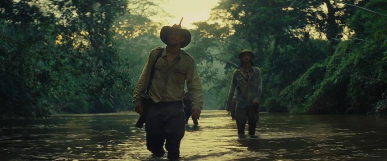2017 Screenflowers #06: The Lost City of Z (2016)