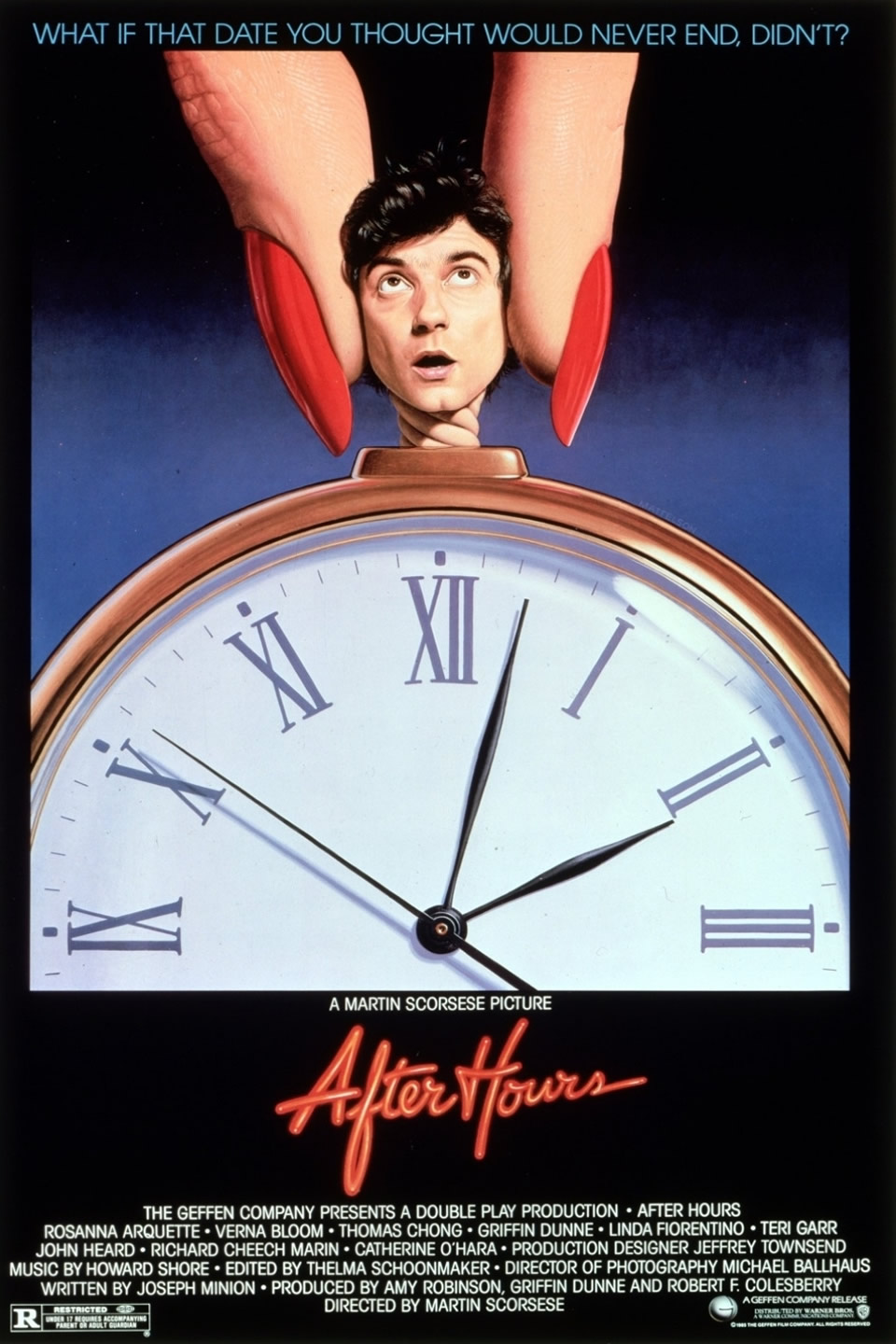5. After Hours (1985)