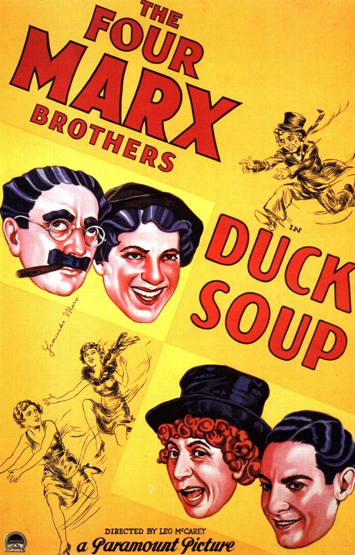 2. Duck Soup (1933)