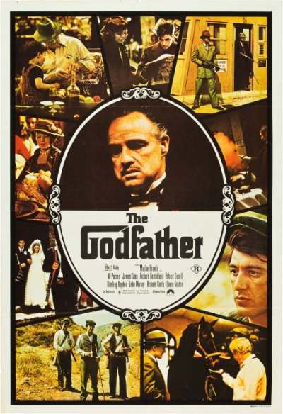 The Godfather 1 & 2 (1972-1974)