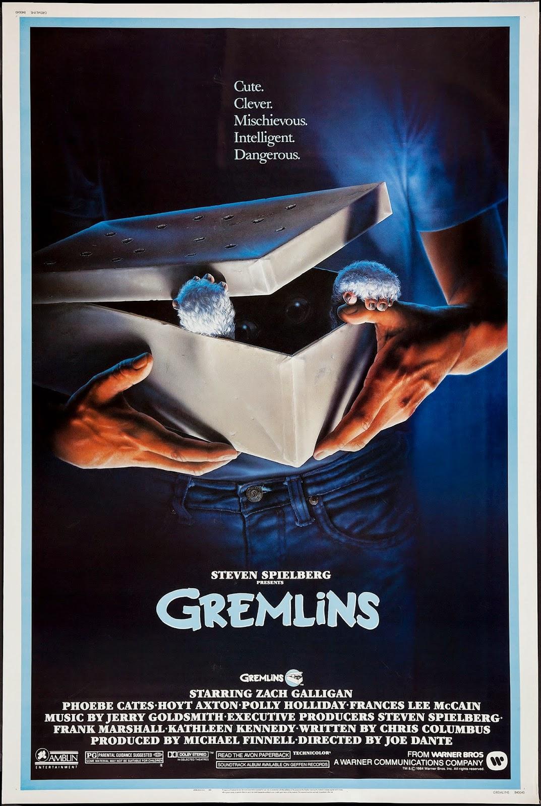 5. Gremlins (1984)