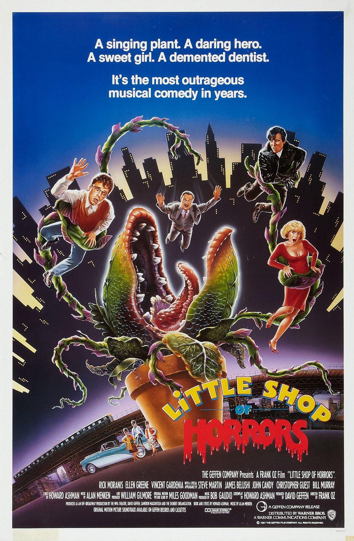 1. Little Shop of Horrors (1986)