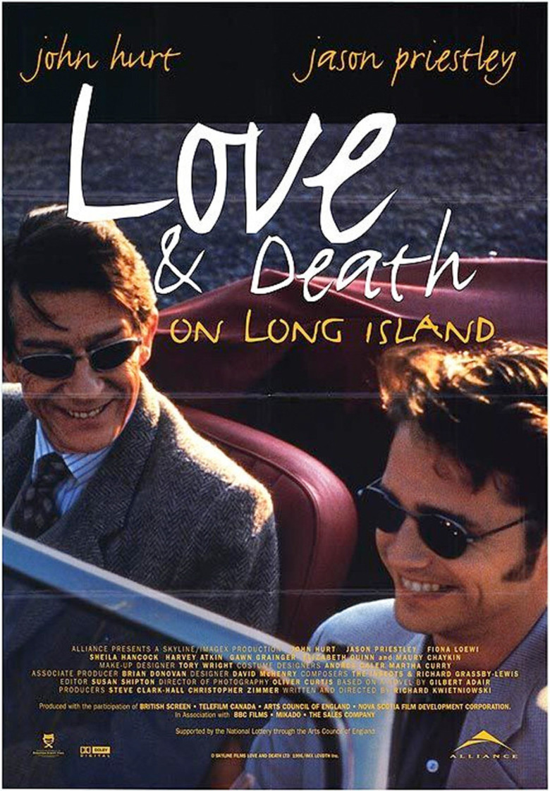 4. Love and Death on Long Island (1997)