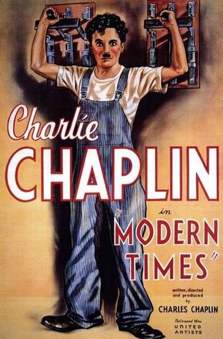 3. Modern Times (1936)