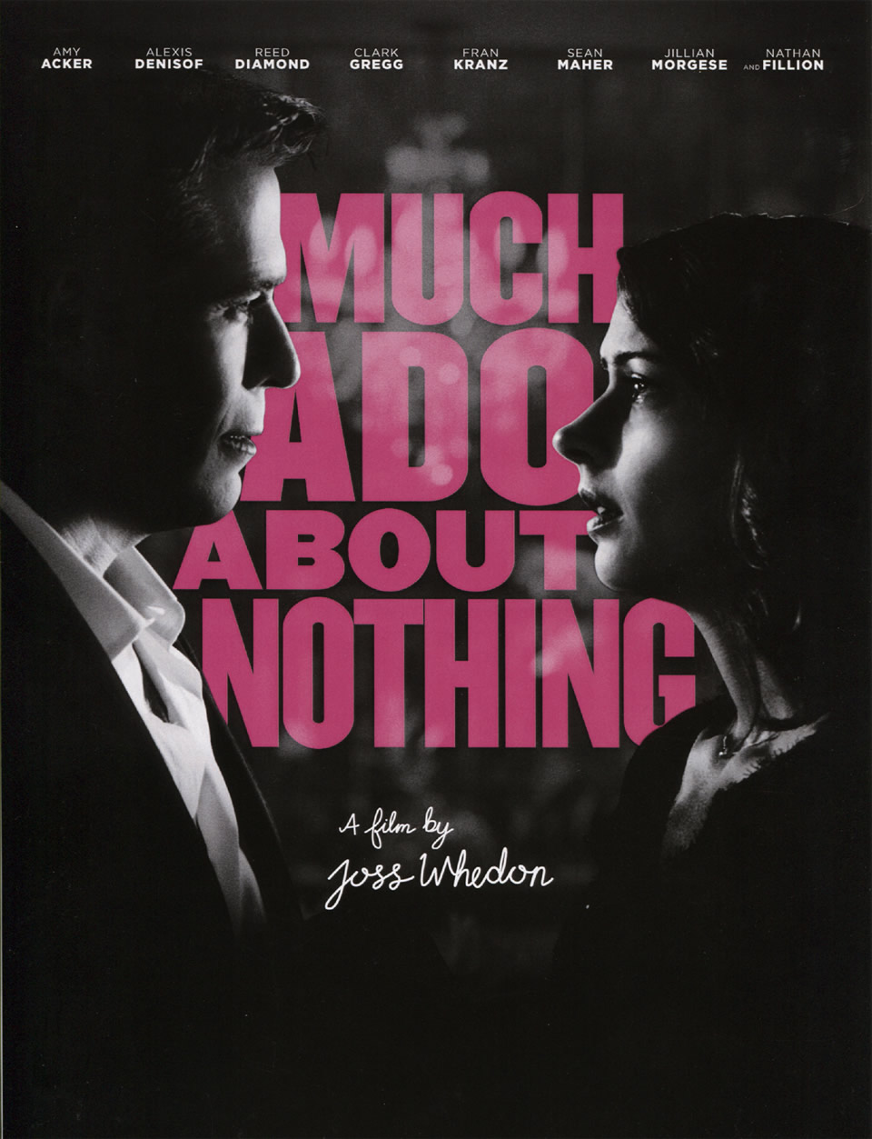 4. Much Ado About Nothing (2012)