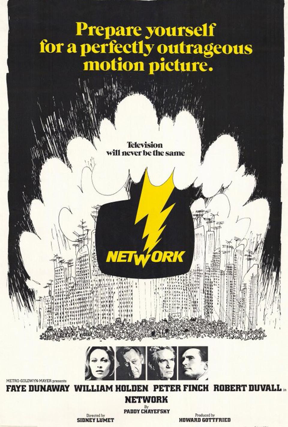 1. Network (1976)