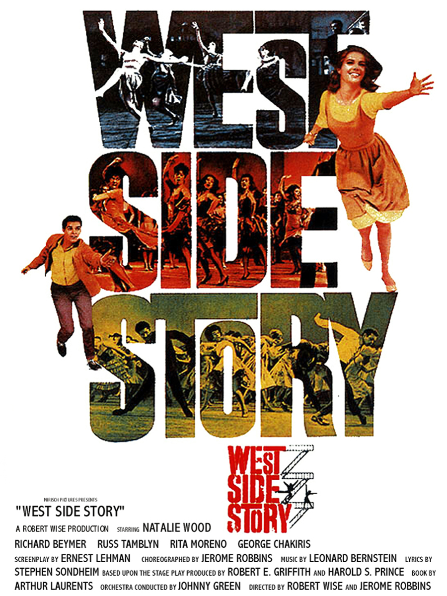1. West Side Story (1961)