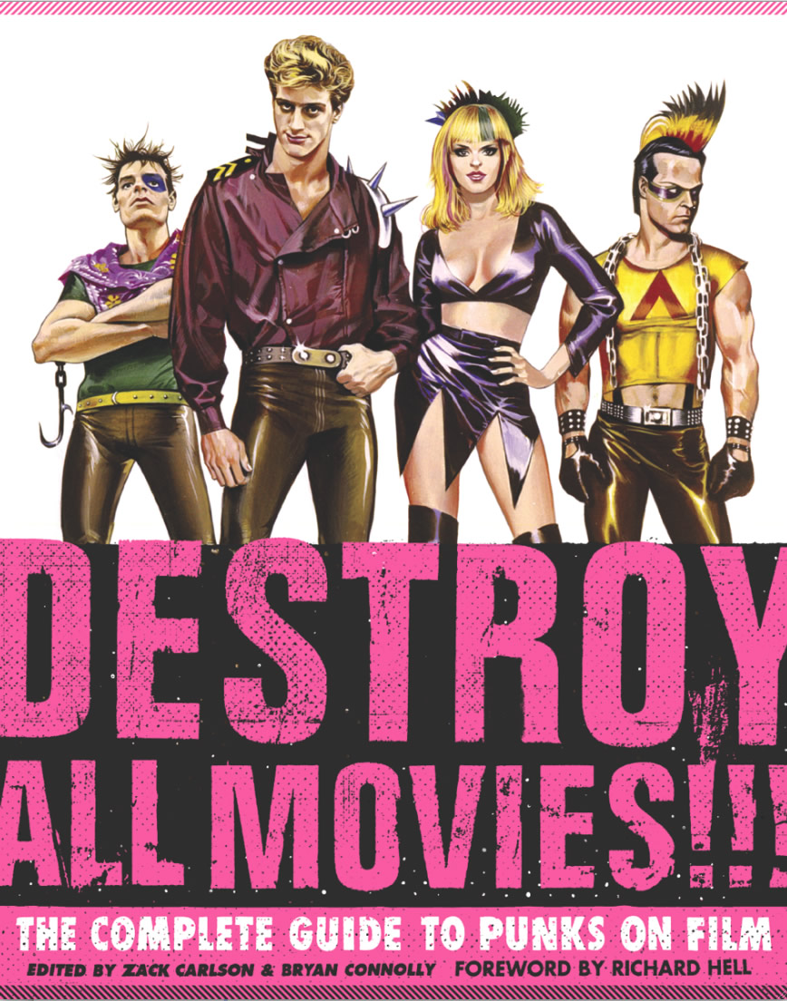 Destroy All Movies!!! (2010)