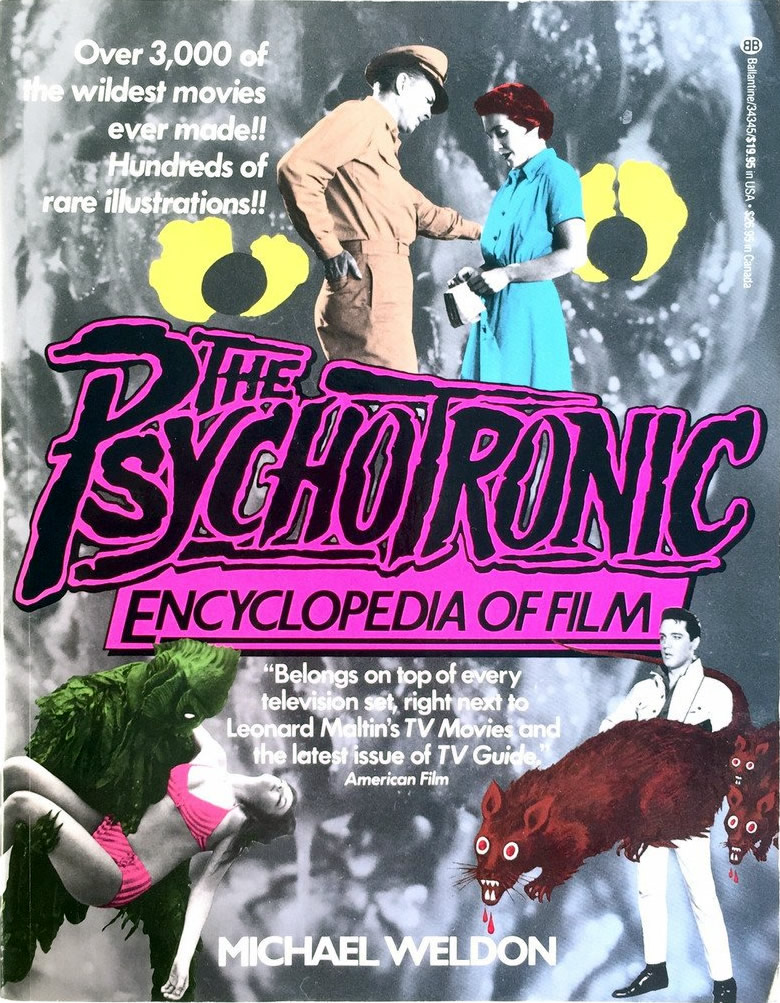 The Psychotronic Encyclopedia of Film (1983)