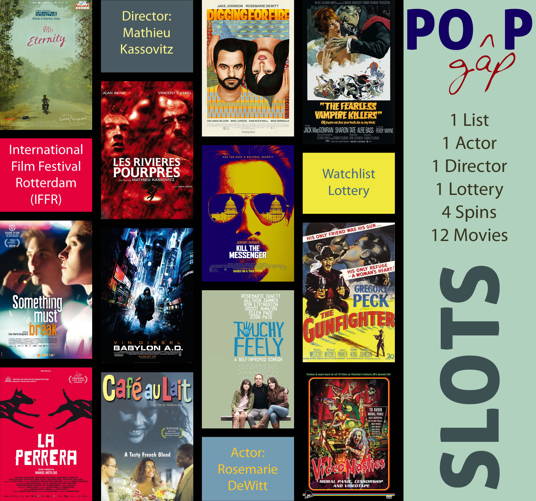 The Best Movies You Haven't Seen (2016)